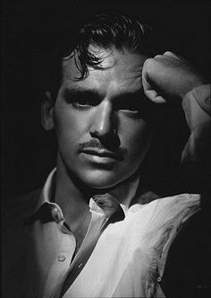 Glamorous Hollywood -George Hurrell — Suna & Toast - suna & toast #hollywoodmen