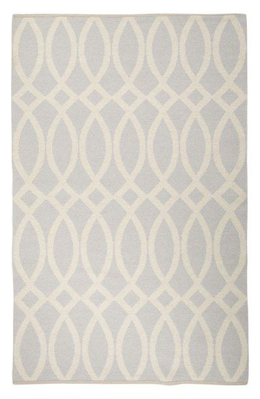 Kate Spade New York Roosevelt Reversible Wool Cotton Rug Nordstrom Exclusive Cotton Rug Hand Tufted Rugs Hand Weaving