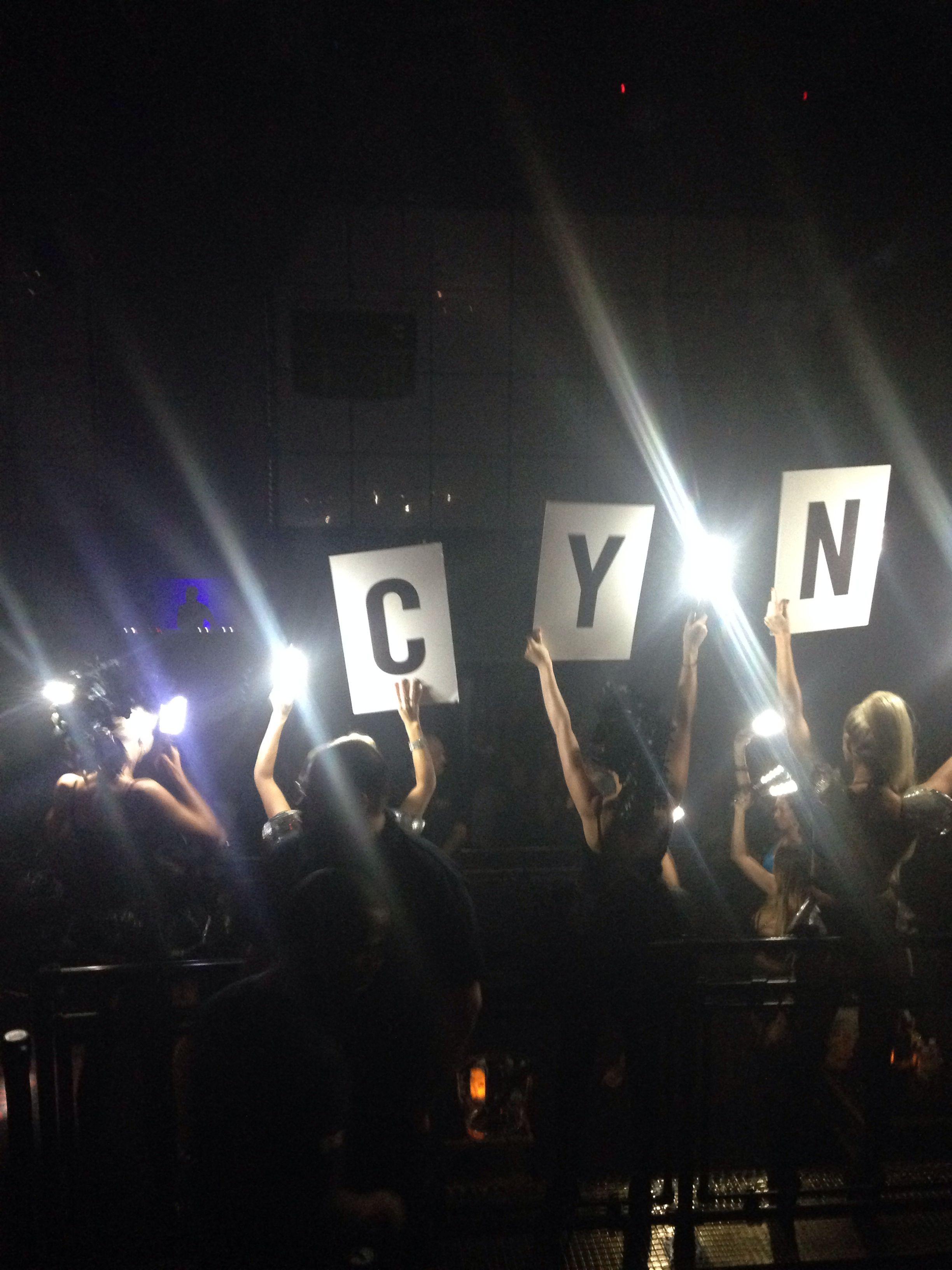 Nyc Or Cyn Las Vegas Concert Nyc