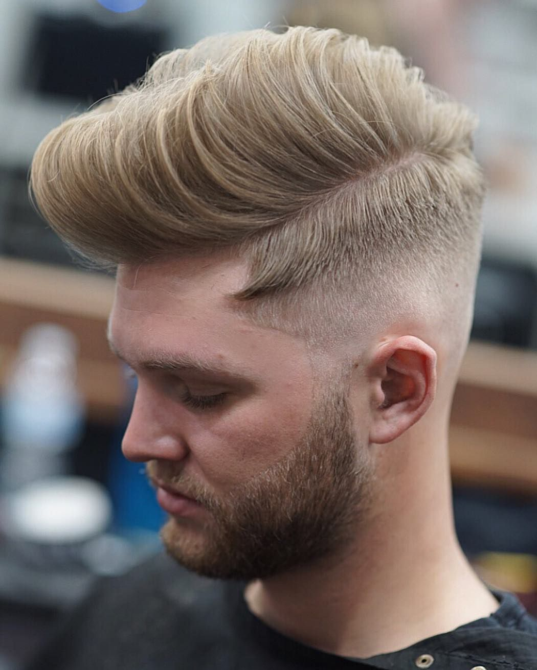 Men's hard part haircut menus haircut trends   latest hairstyles for menus   mens