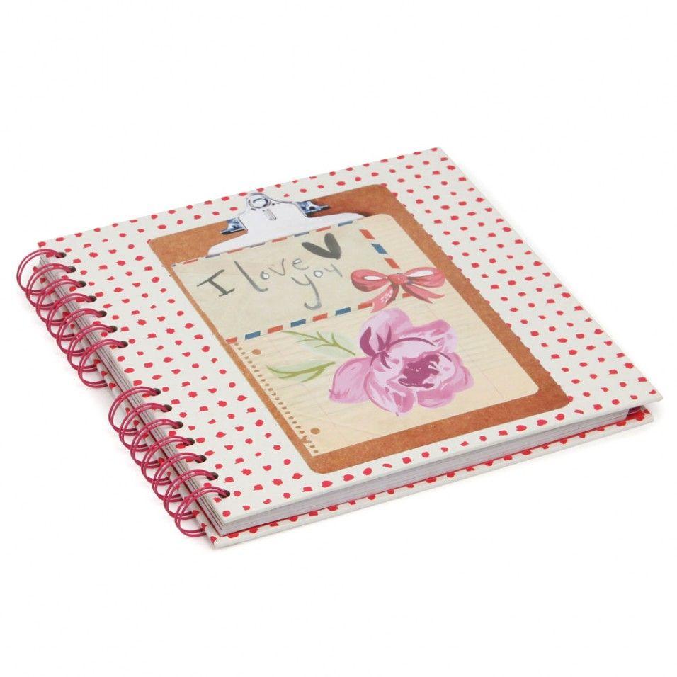 Scrapbook paperchase - Portobello Rose Scrapbook Kit Paperchase