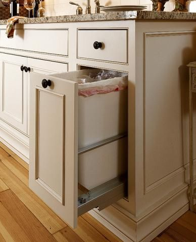 Odd Size Kitchen Cabinets | Pull Out Cabinets Are Amazingly Versatile (by  Showplace Wood Products
