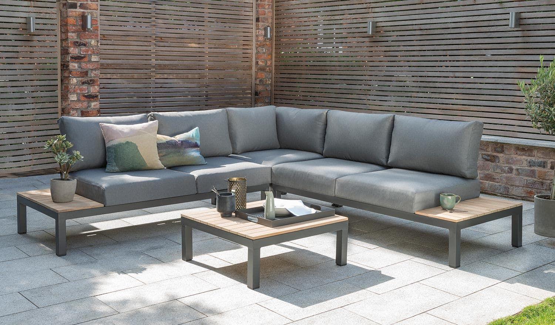 Elba corner set garden furniture kettler official site