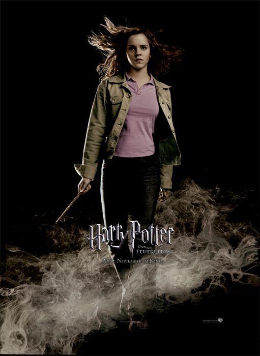 Poster Zum Film Harry Potter Und Der Feuerkelch Hermine Granger Harry Potter Hermione Harry Potter Und Der Feuerkelch