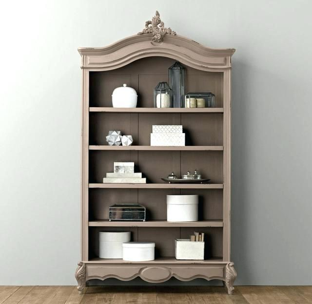 Bookcase Restoration Hardware Vintage Bookcases Traditional Antique Bookshelves With Doors