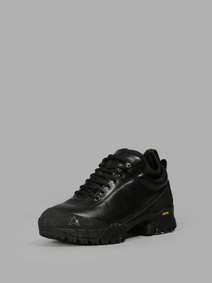 Mesh-trimmed Tech-canvas Sneakers - BlackAlyx WTVfaAhBXE