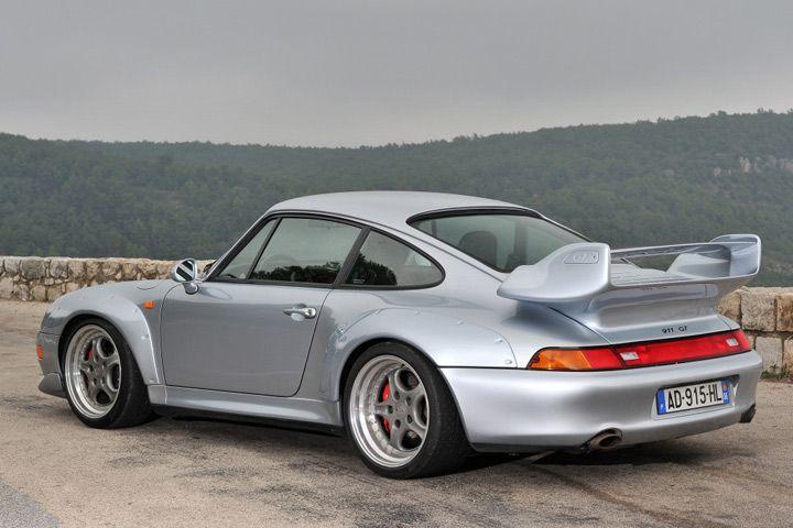 1995 porsche 911 993 gt2 side image