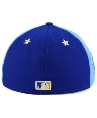 New Era Kansas City Royals All Star Game Patch Low Profile 59FIFTY Fitted  Cap 2018 - 2837345550b