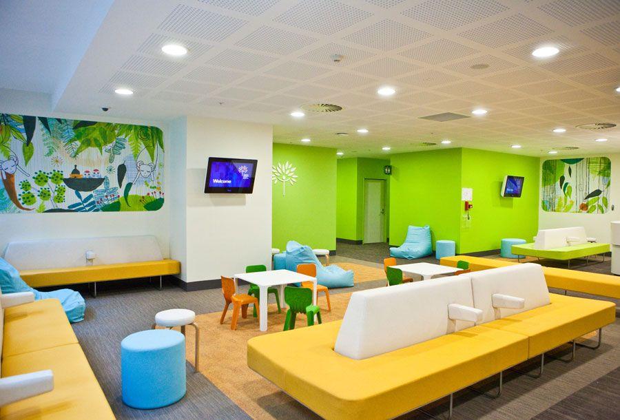 Image Result For Pediatric Waiting Room Healthcare Design Hospital Design Hospital