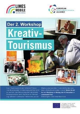 PER: Workshop Kreativ-Tourismus