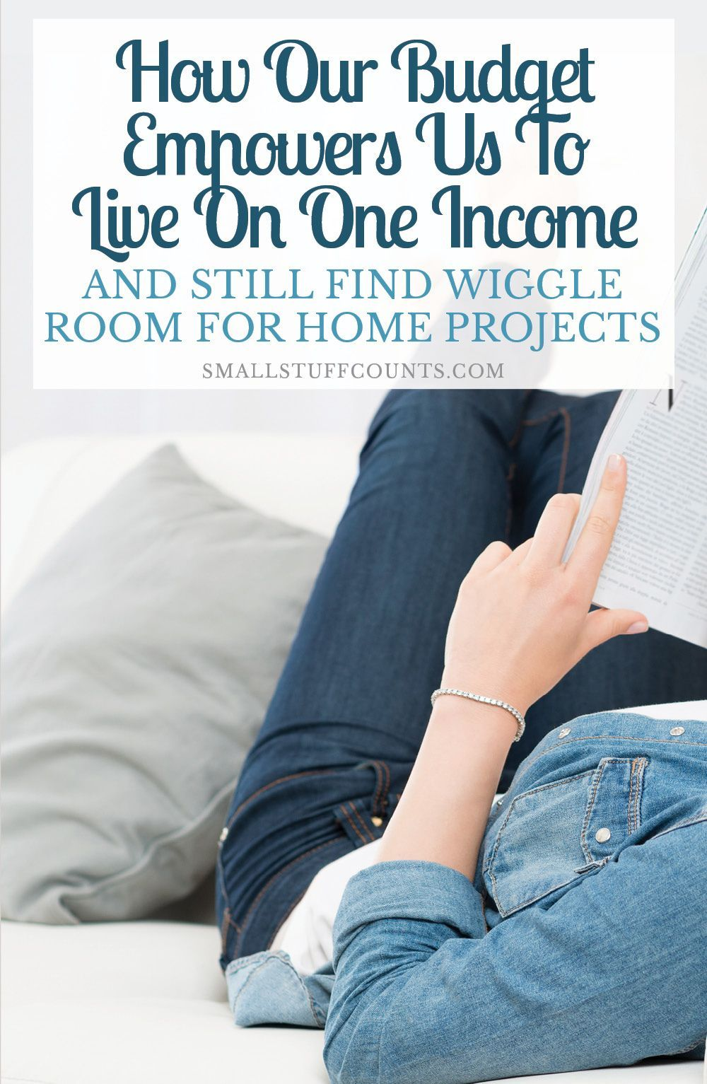 how our budget empowers us to live on one income still find wiggle