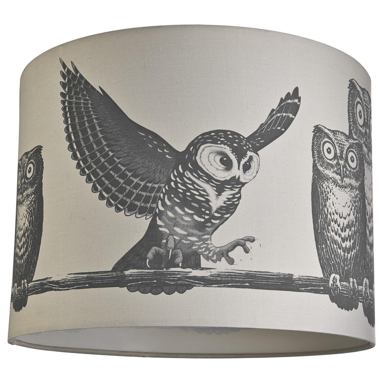 Owl lamp shade lampshades pinterest owl lamp lampshades and owl lamp shade aloadofball Choice Image