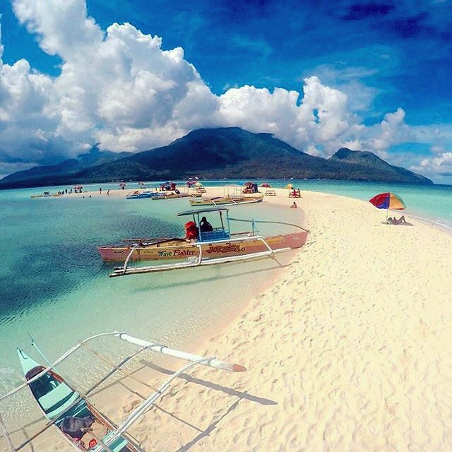 Camiguin Island: White Island, Camiguin, Philippines --- Photo By