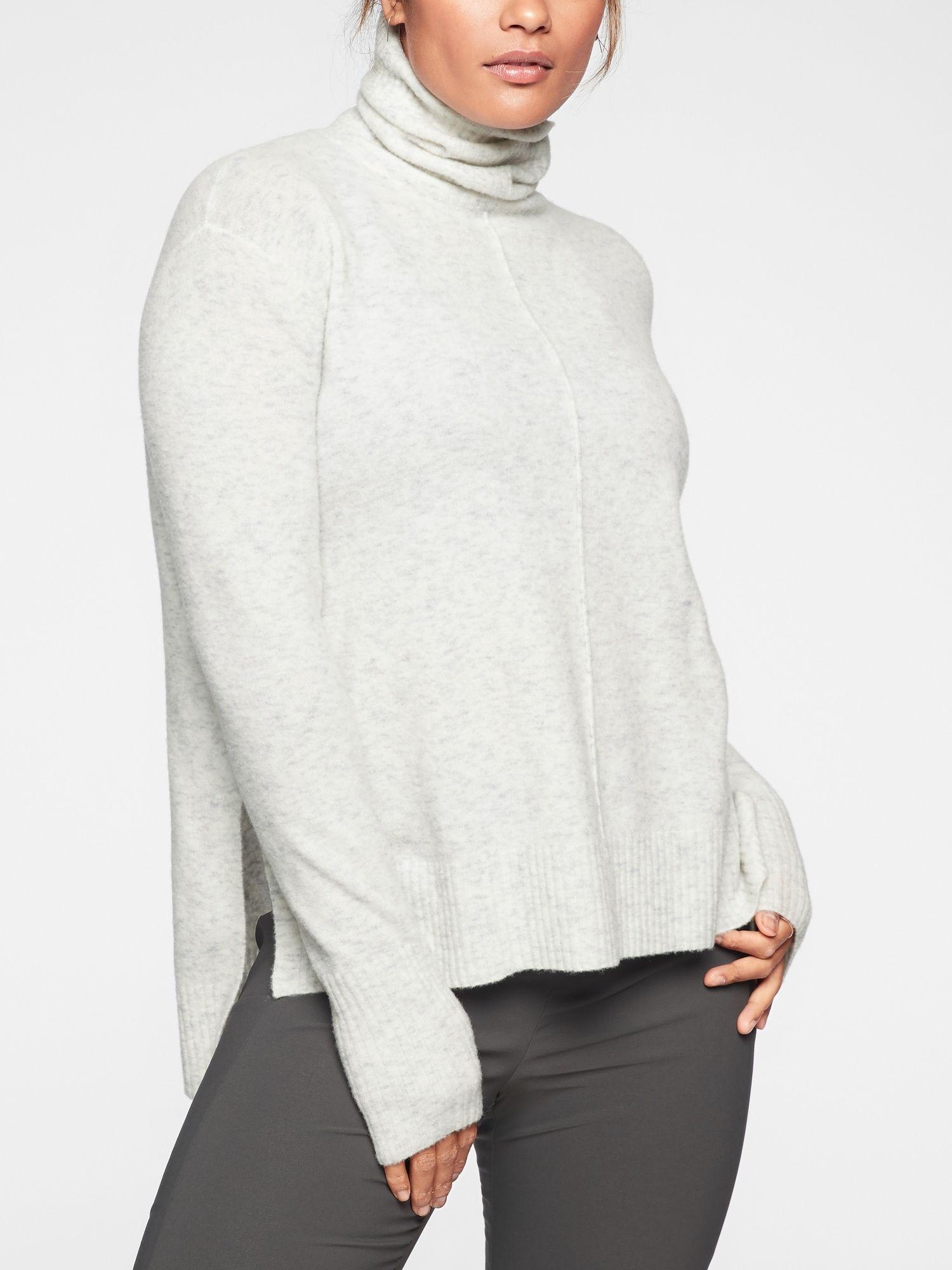 4d875240 Transit Pullover Turtleneck Sweater | Athleta Turtleneck, Stitch Fix,  Pullover, Sleeves, Sweaters