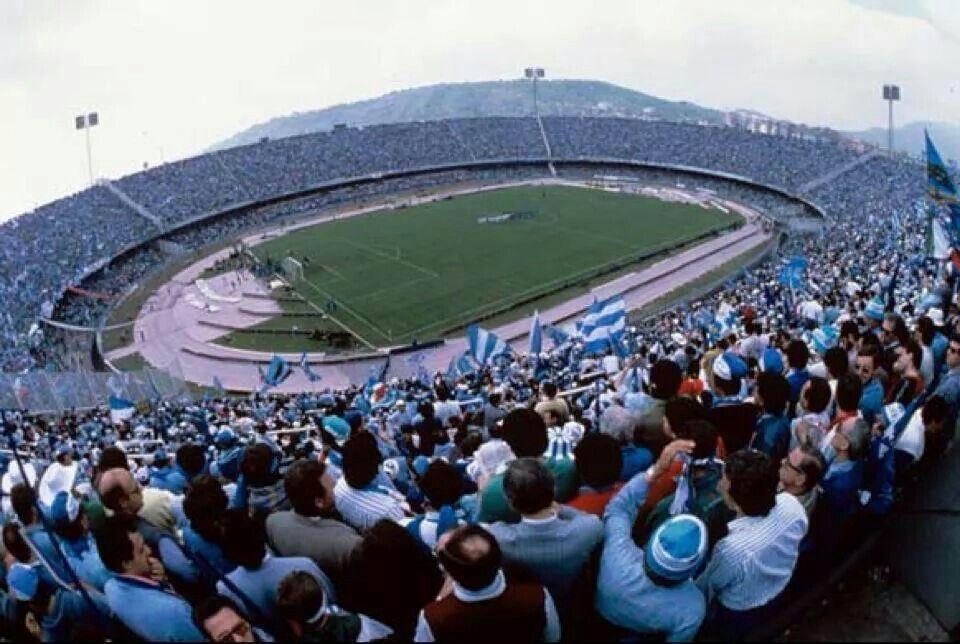 10 Maggio 1987 1 Scudetto Del Napoli Ssc Napoli Napoli E Calcio