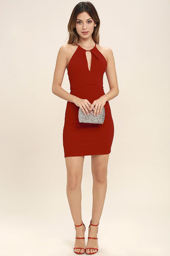 Bodycon Dresses How to Hide Everything