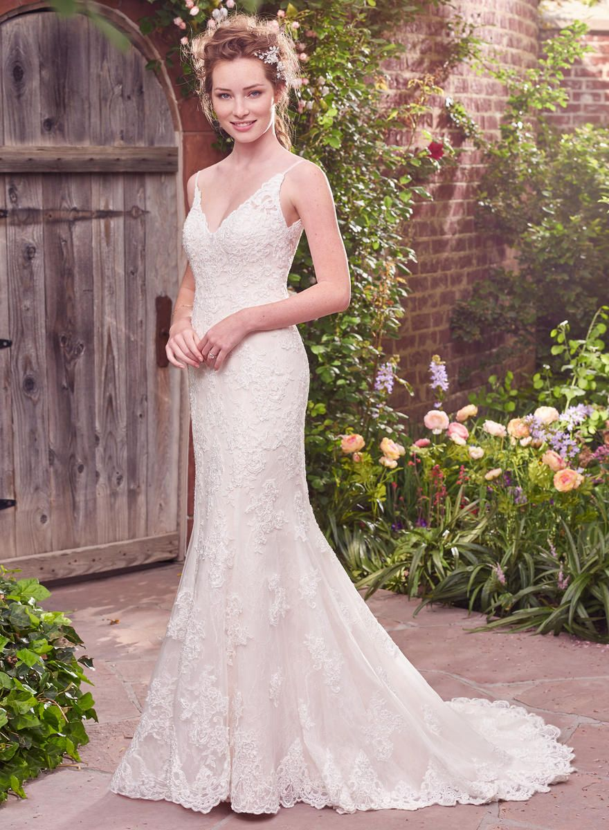 Maggie Bridal By Sottero Dress Drew 7rt412 Terry Costa