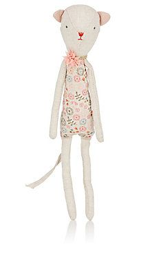 Mini Kitty Doll In Bag