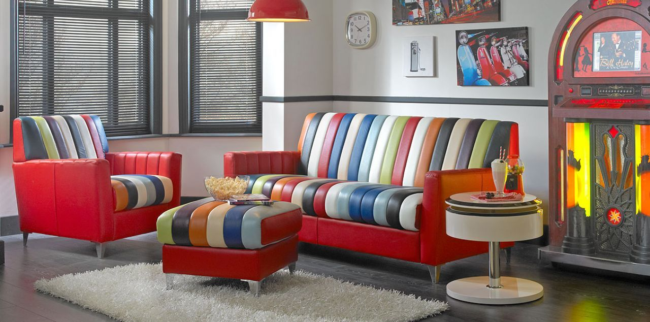 Funky Sofas Leather