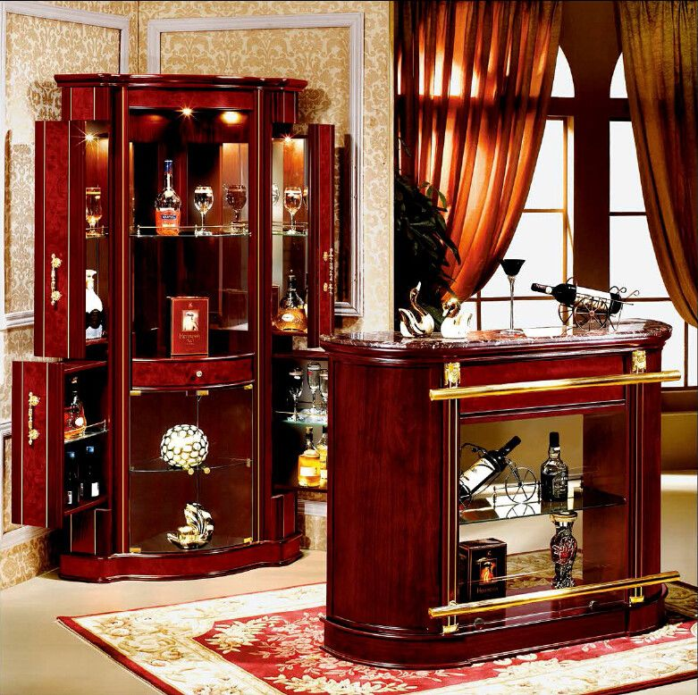 Furniture Living Room Modern Home Mini Bar Counter Design With Bar Tables Non Living Room
