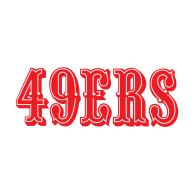 san francisco 49ers logo vector download itching to be a jock rh pinterest com 49ers logo vector free 49ers Logo Custom Vector