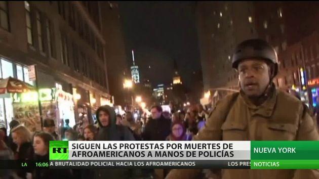 Se suceden las protestas por las muertes de afroamericanos a manos de policías – Video en RT