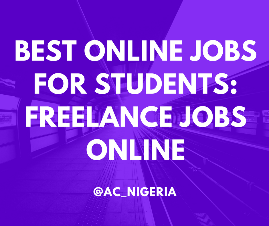 Best Online Jobs For Students Freelance Jobs Assignment Class Enhance Your Knowledge Student Jobs Online Jobs For Students Best Online Jobs