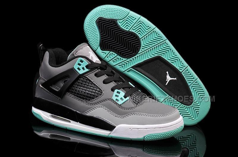 Hot Deal Nike Jordan 4 Cheap sale White Ultraviolet Nuetral Grey