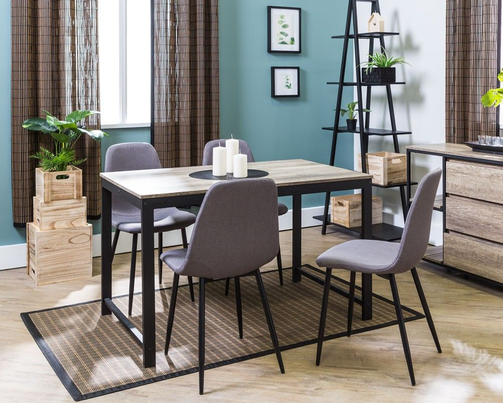 Jysk 300 Dining Chairs Dining Table Dining Set
