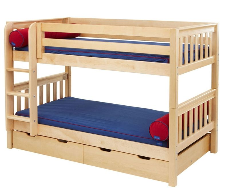 Resemblance Of Good Small Bunk Beds For Toddlers Bedroom Design