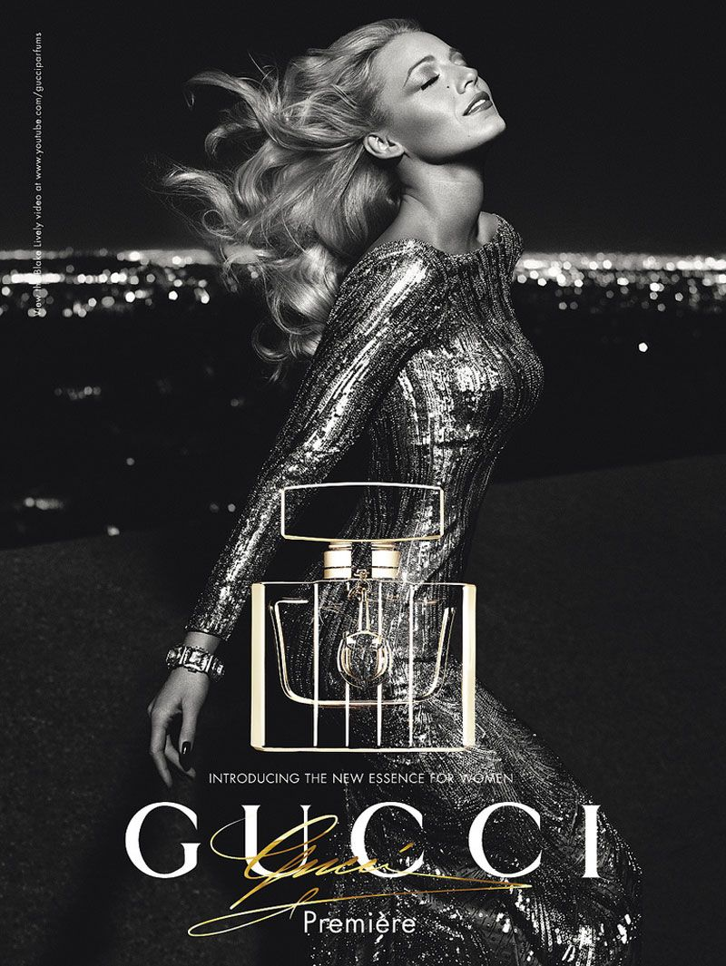 4bb2c0e68ad perfumes ads | ... of old Hollywood glamour as she poses for the new Gucci  perfume ad- LadyLuxuryDesigns