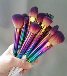 Photo of kolorowe pędzle do makijazu – gdzie kupić ? , #makijaż, #kol…