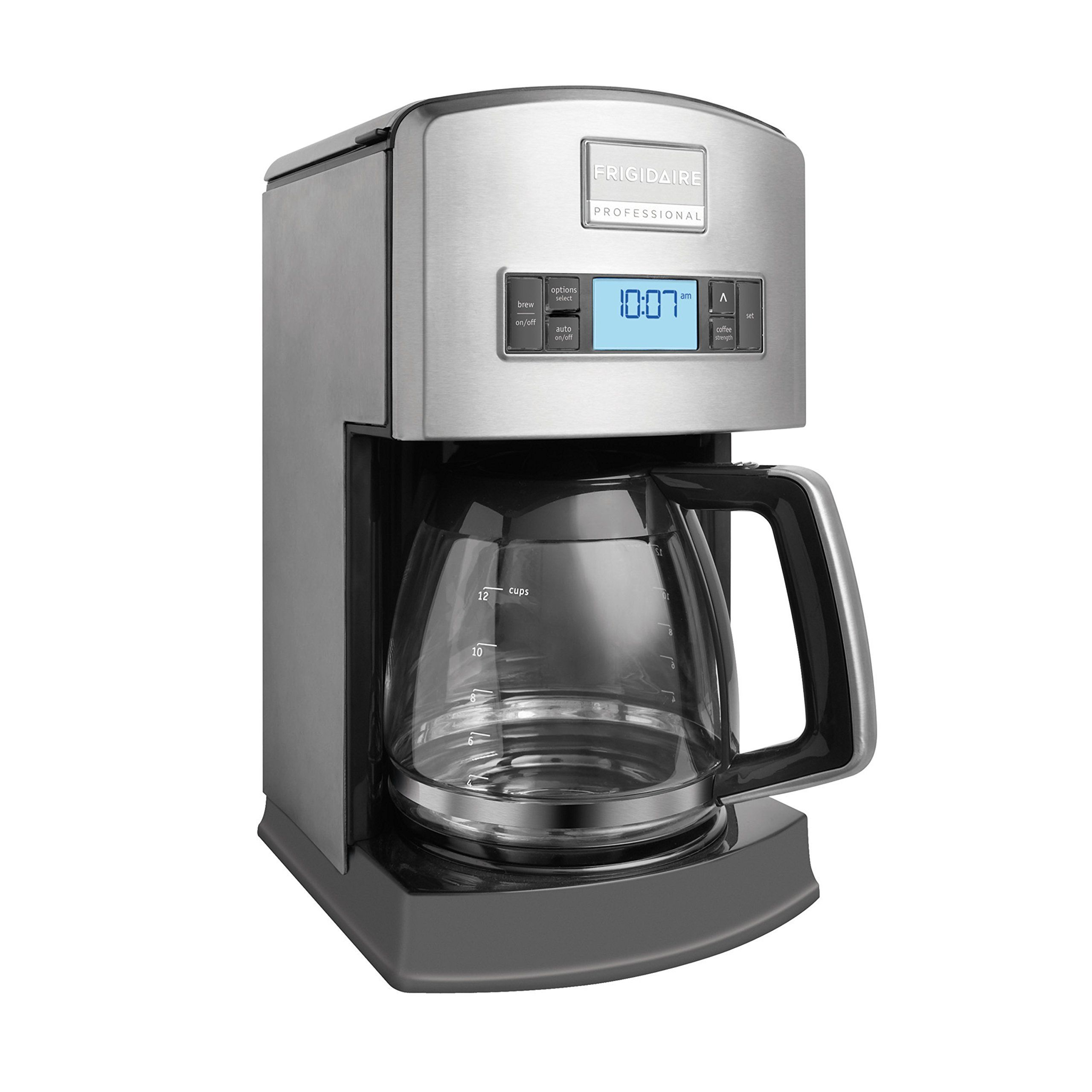 Frigidaire Professional ProSelect Digital 12Cup Coffee