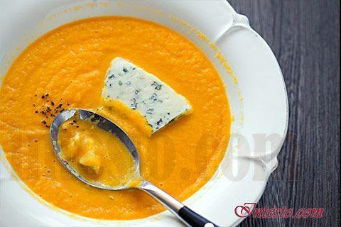 Тыквенный суп пюре ребенку Рецепт приготовления крема