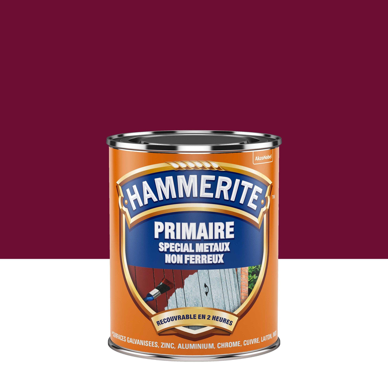 Primaire Antirouille Hammerite Métaux Non Ferreux 075 L
