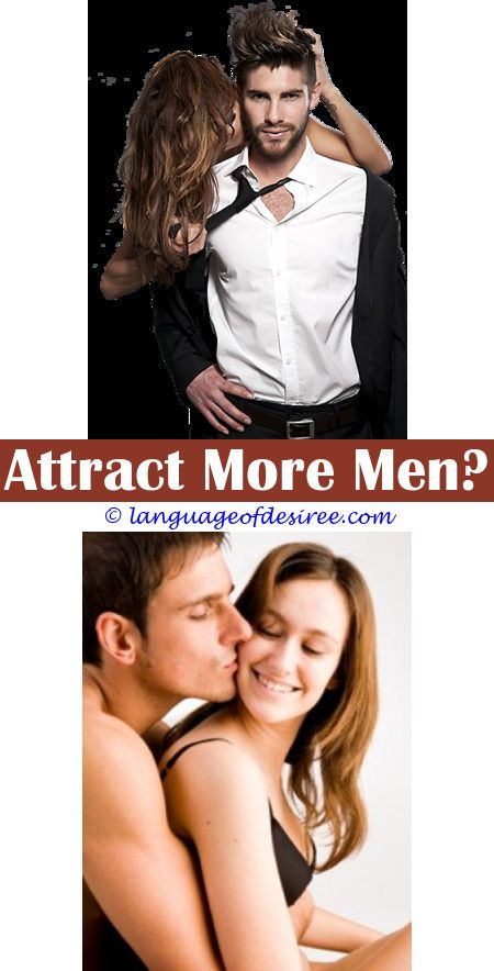 Things women do to attract men