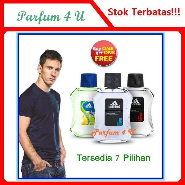 Beli Buy 1 Get 1 Parfum Ori Adidas Pria Edt 100 Ml Dari Parfum 4 U