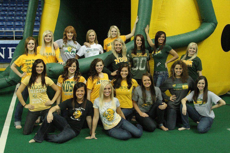 20112012 north dakota state university bison dance team