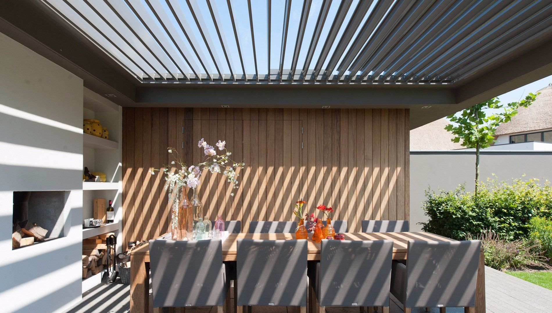 Opening Roofs Gallery Louvretec Unique Outdoor Spaces Roofing Options Alfresco Designs