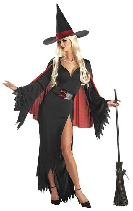 Resultado de imagem para fantasias de bruxas lindas  para halloween