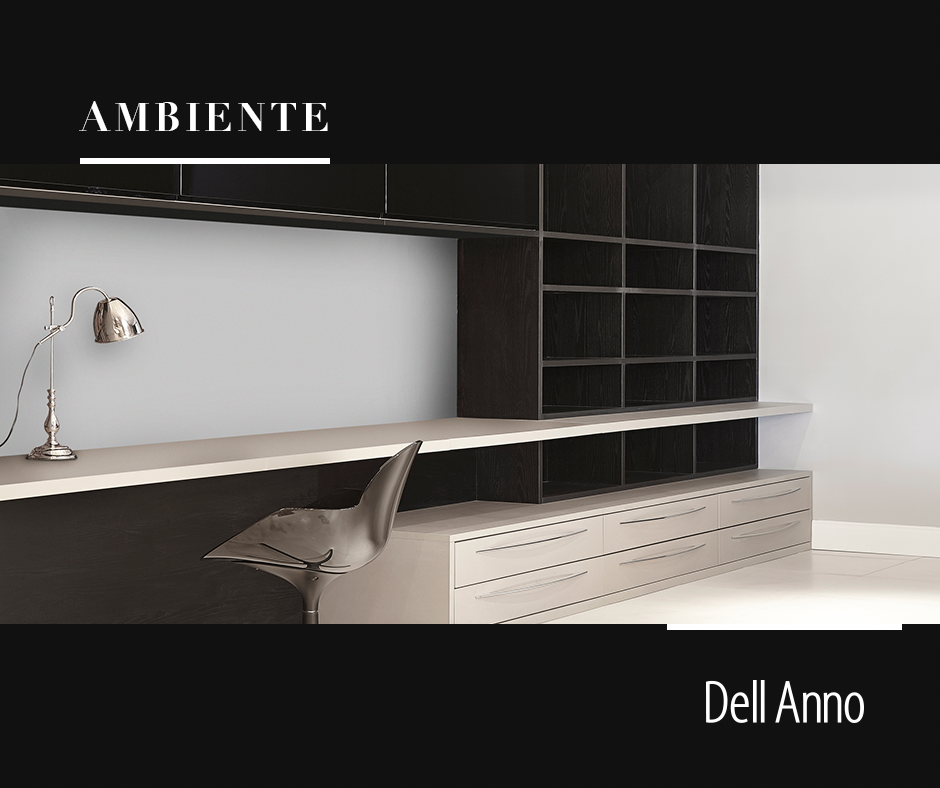 Refinamento com simplicidade para o seu home office.  Veja mais no nosso site: http://www.dellanno.com.br/tipo_ambiente/living-pt-br/