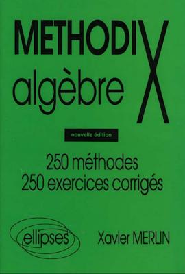 GRATUIT PDF METHODIX TÉLÉCHARGER ALGEBRE