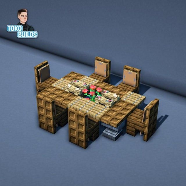 Some simple Dining Table Designs
