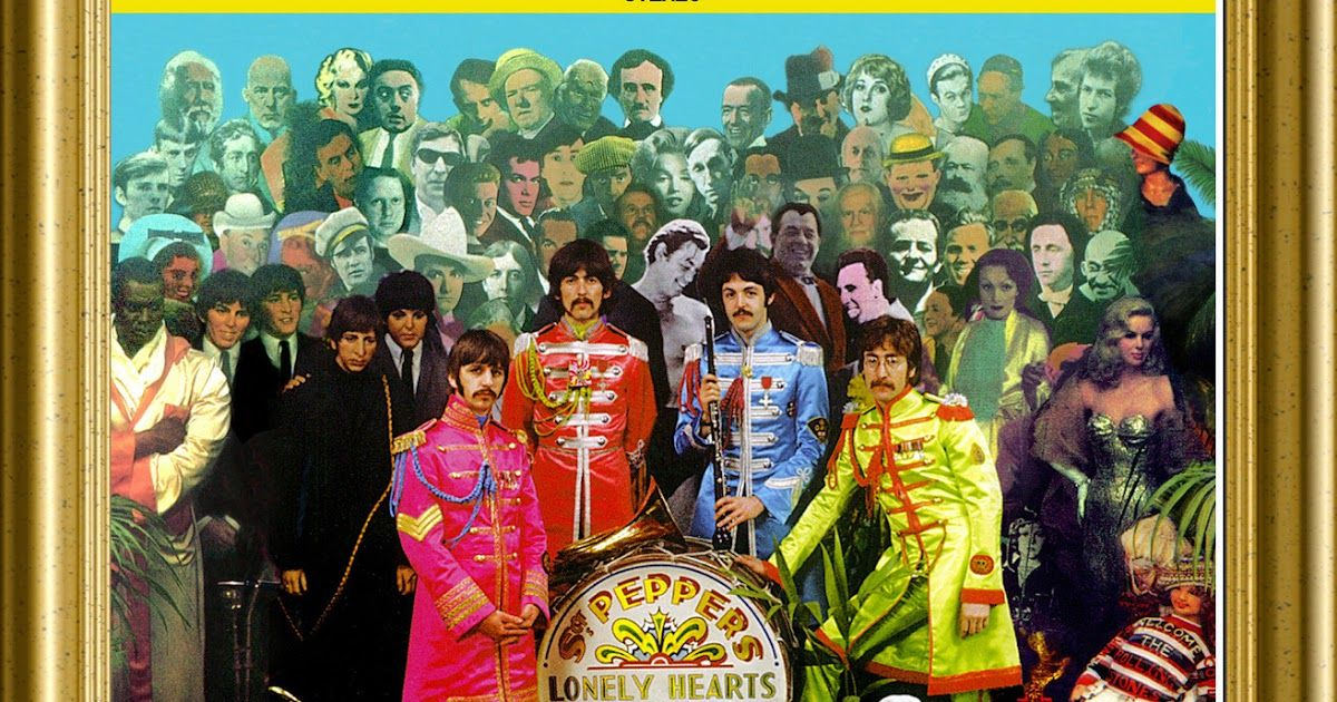 Track 1 Sgt Pepper S Lonely Hearts Club Band Such Was The Impact Of This Startling Song That Jim Sgt Peppers Lonely Hearts Club Band Lonely Heart Sgt Pepper