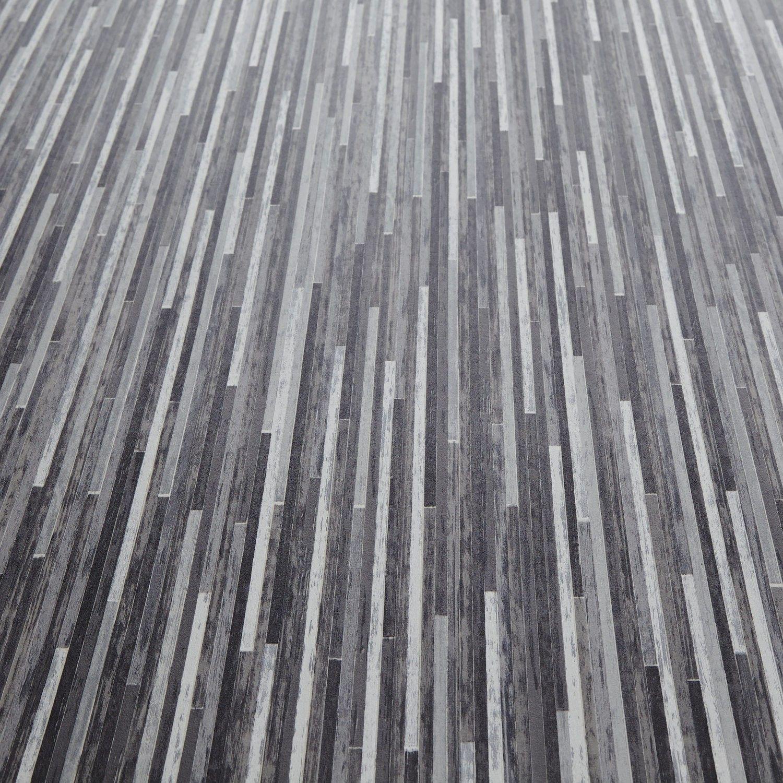 Platinum Slim Argent Vinyl Vinyl flooring, Grey vinyl