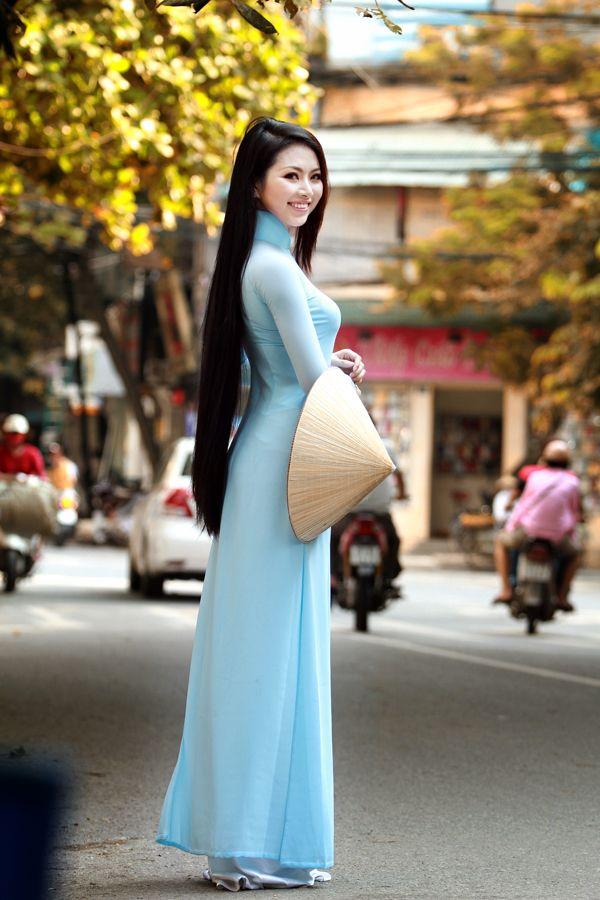 Bài văn Thuyết minh về chiếc áo dài Việt Nam - Áo kiểu đẹp