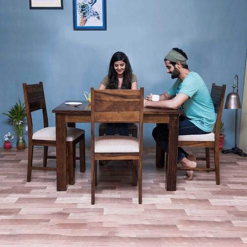 Rent Hove Four Seater Dining Table In Bangalore Stylish
