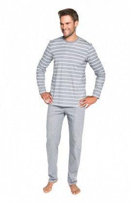Pyjama Homme Model Antoni d'.r. d'.sp. Melange . Italian Fashion . 46461 927d78b985e8