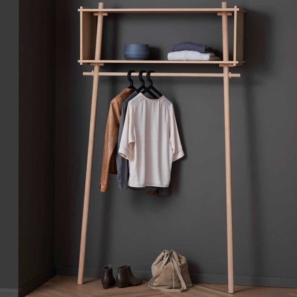 Illusion Hanger 3 Pack From Woud Walk In Wardrobe Design Diy Wardrobe Wardrobes Uk