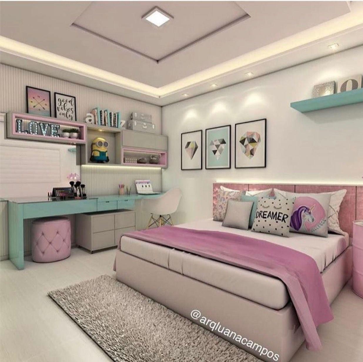 Perfeito pinterest dormitorio ideas para Diseno de habitaciones para adolescentes